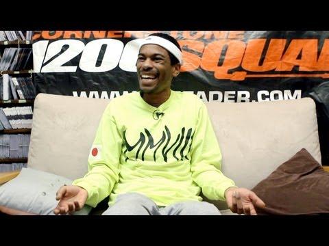 GrandeMarshall / 1200squad Interview