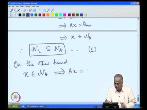 Mod-10 Lec-36 Singular Value Decomposition (SVD) Part 1