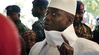 Longtime Gambian President Refuses to Cede Power - WSJDIGITALNETWORK