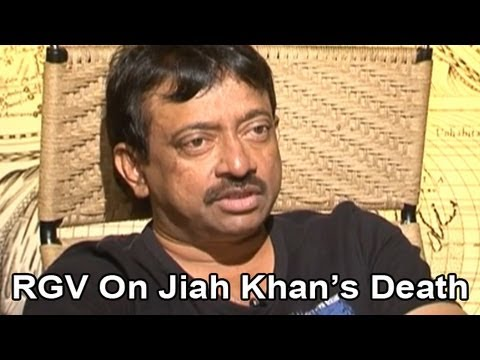 Ram Gopal Varma gets emotional about Jiah Khan