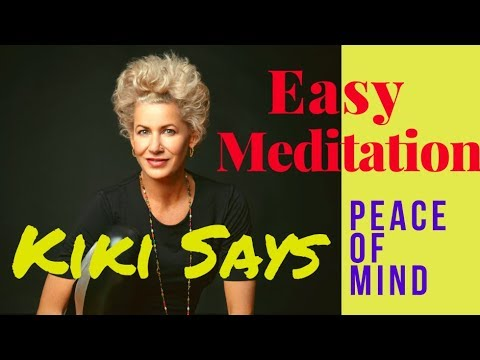 Easily Reduce #Stress, #Insomnia, #Headaches and #Meditate - Easy Tutorial