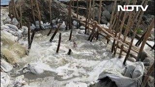 जियो ट्यूब तकनीक से गंदे पानी को गंगा में गिरने से रोका - NDTVINDIA