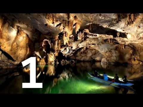 Puerto Princesa Underground River in the New 7 Wonders of Nature