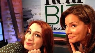 Netflix Narcos and The Flog with Felicia Day | Real Biz with Rebecca Jarvis |ABC News - ABCNEWS