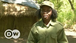 Female rangers in Gorongoza National Park | Eco-at-Africa - DEUTSCHEWELLEENGLISH