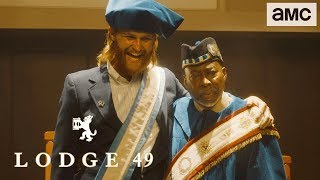 'Dud Becomes a Lodge 49 Member' Sneak Peak Ep. 103 | Lodge 49 - AMC