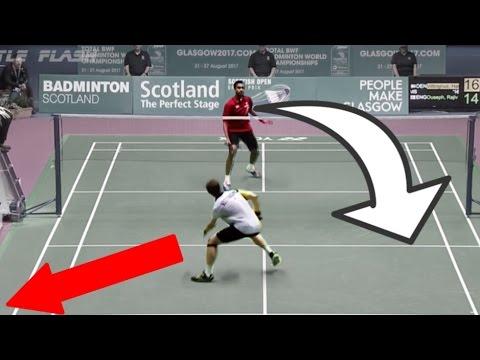 75 Badminton DECEPTIONS