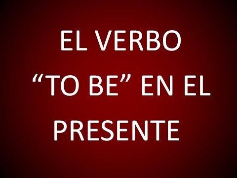 Inglés Americano - Lección 28 - El Verbo To Be en el Presente Simple