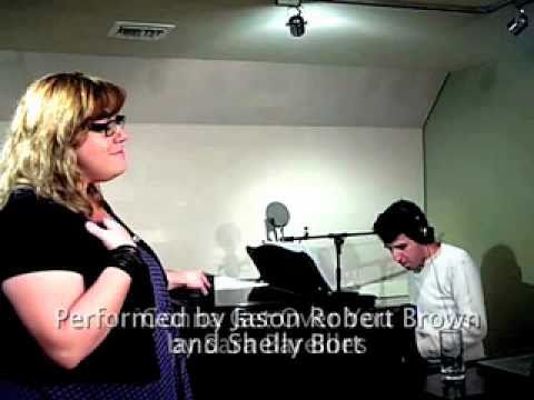 Jason Robert Brown & Shelly Bort cover Gonna Get Over You by Sara Bareilles