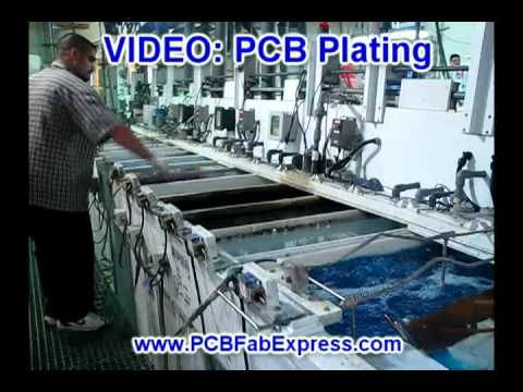 PCB Plating Process - Printed Circuit Board Plating