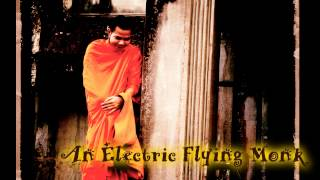 Royalty Free An Electric Flying Monk:An Electric Flying Monk