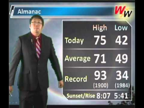5/15/2013 Wednesday Evening Forecast