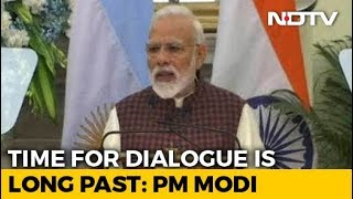 Time For Talks Over, Says PM Modi After Pulwama Attack - NDTV