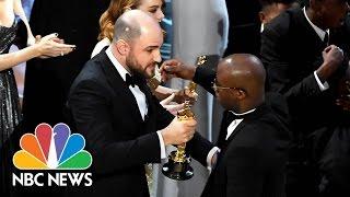'La La Land Over 'Moonlight': Memes, Reactions To Hollywood's Oscar Mix-Up | NBC News - NBCNEWS