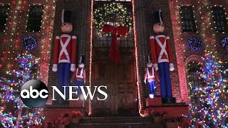 This family transforms home into larger-than-life North Pole Christmas display - ABCNEWS