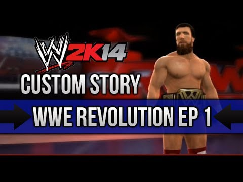 "Youtube download : WWE 2K14 Story - ""WWE Revolution"" (Episode 1)"
