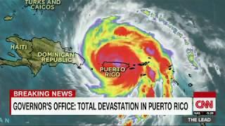 Hurricane Maria wreaks destruction in Puerto Rico - CNN