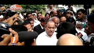 Police Interrupts Mudragada Padmanabham Chalo Amaravati Padayatra Agin | Loguttu | iNews - INEWS
