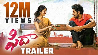 Fidaa Theatrical Trailer - Varun Tej, Sai Pallavi | Sekhar Kammula | Dil Raju - DILRAJU