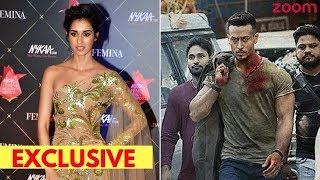 Disha Patani Opens Up About 'Baaghi 2' & Her Closeness With Tiger Shroff - ZOOMDEKHO