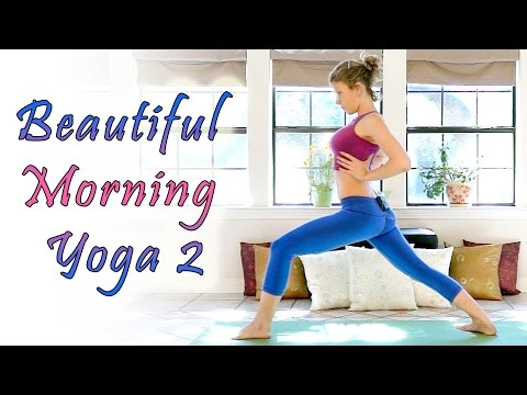 Beginners Morning Yoga