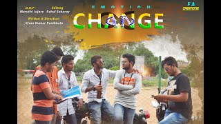 CHANGE || Telugu Latest short film || by Kiran kumar panibhate - YOUTUBE