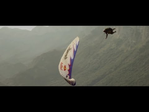 EVOLUTION - in modern acro paragliding