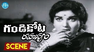 Gandikota Rahasyam Movie Scenes - NTR And Jayalalitha Introduction || Mikkilineni - IDREAMMOVIES