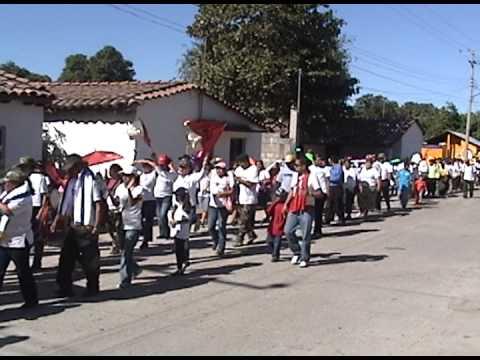 Marcha de Conquista 2012 Zanatepec, Oax.