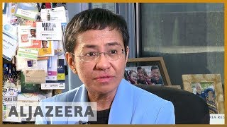 🇵🇭Philippines journalist charged with tax evasion l Al Jazeera English - ALJAZEERAENGLISH