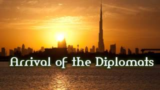 Royalty FreeWorld:Arrival of the Diplomats