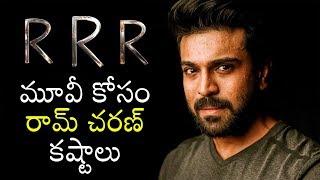 Ram Charan Shares RRR Movie Updates - RAJSHRITELUGU