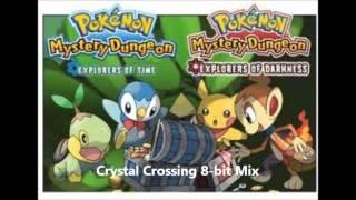 Pokemon Mystery Dungeon - Crystal Crossing 8-bit Mix (Rytmik Retrobits) by shadow17993