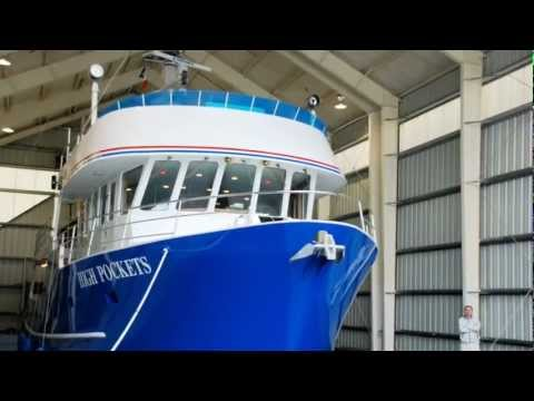 Freedom Marine s listing for the 72 ABD Trawler High Pockets