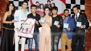 Sonu Nigam and Ankit Tiwari at the music launch of movie 'Badmashiyan' | Bollywood News