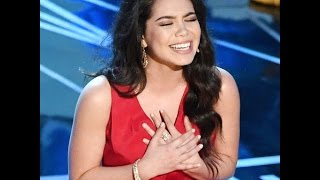 Meet Auli'i Cravalho, the 16-Year-Old Voice of Moana - POPSUGARTV