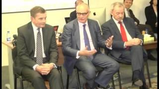 زيارة وفد من مجلس العموم البريطاني لمعهد الإعلام الأردني