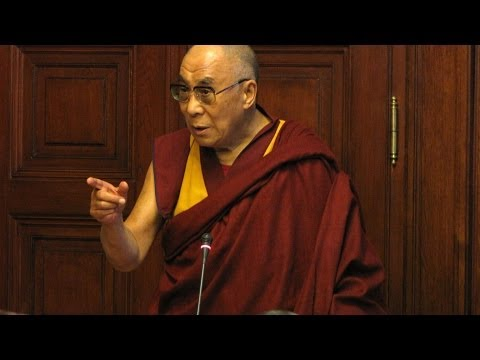 His Holiness The 14th Dalai Lama in BUD / 2010