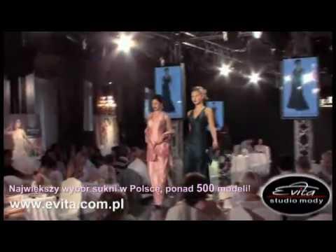 suknie slubne EVITA kolekcja Eddy K