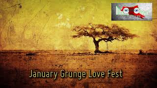 Royalty FreeHard:January Grunge Love Fest