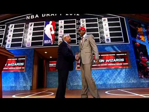 Historic 2012 NBA Draft Recap!