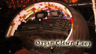 Royalty Free Comedy Loop End: Organ Clown Loop