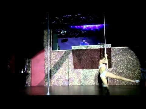 Отчетный концерт по Pole dance в ночном клубе Феникс 27 мая 2012 года. Видео выступления Марины Григорьевой.