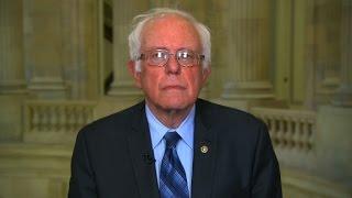 Sanders mocks Trump on health care - CNN