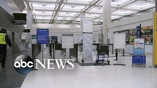 More than twice the normal number of sick calls: TSA - ABCNEWS