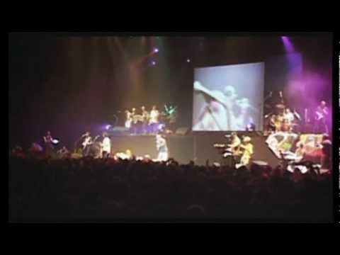 Los Cafres -  A pesar (DVD vivo Luna Park) [HD]