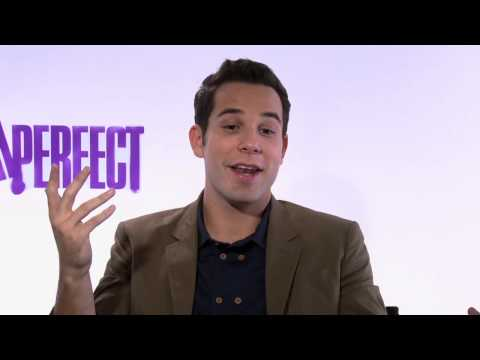 "Skylar Astin & Anna Camp's Official ""Pitch Perfect"" Interviews"