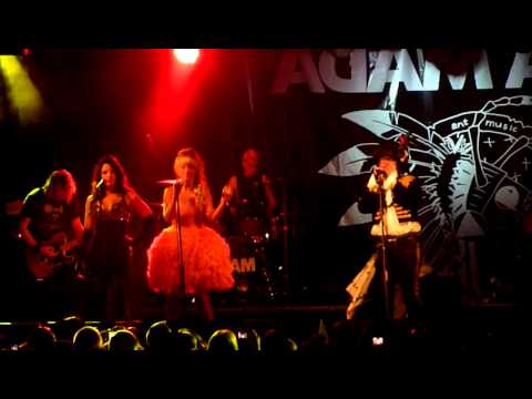 Adam Ant & The Good, The Mad & The Lovely Posse live