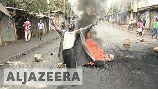 Kenyans push for 'justice' over alleged election fraud - ALJAZEERAENGLISH
