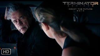 Arnold Schwarzenegger's Terminator Genisys Trailer